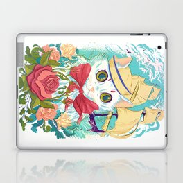 Sailor Kitty Laptop & iPad Skin