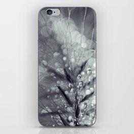 dewy burst iPhone Skin