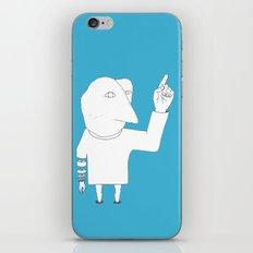 Conrad iPhone & iPod Skin