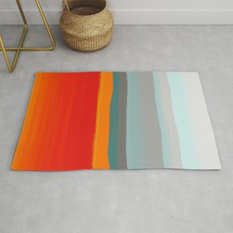 Rustic Stripes Rug