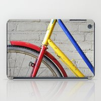 bike iPad Cases featuring Bike by Marieken