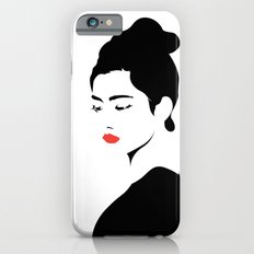 A girl iPhone 6s Slim Case