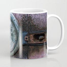 Low Beams Coffee Mug
