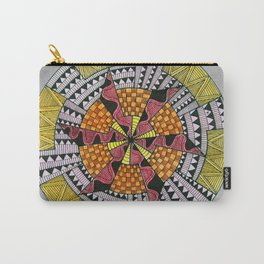 Five Zentan Circle Carry-All Pouch