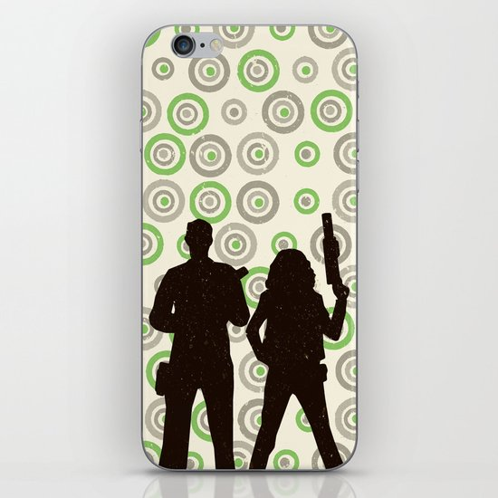 Middlemania! iPhone & iPod Skin