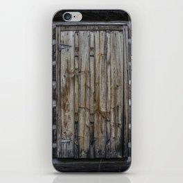 Cellar Door iPhone Skin