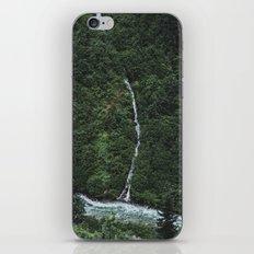 River Divide iPhone & iPod Skin