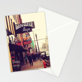 Broadway Brewhouse & Mojo featuring Betty Boots Stationery Cards