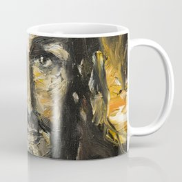 I am the light of the world. (Faustina's Vision) Coffee Mug