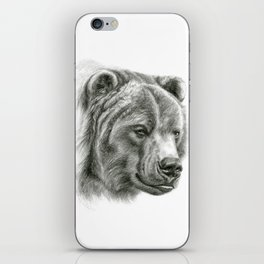 Brown Bear G2012-054 iPhone Skin