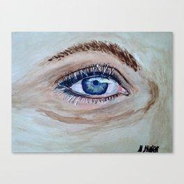 eye And I Canvas Print