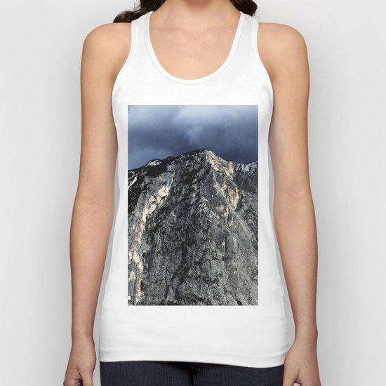 "Unbreakable ""Der Loser"" #1 #Mountain #art #society6 Unisex Tank Top"