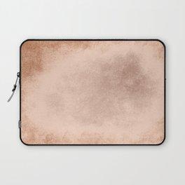 Brown grunge texture Laptop Sleeve