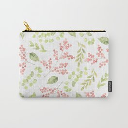 floral patter ( rowan ) Carry-All Pouch