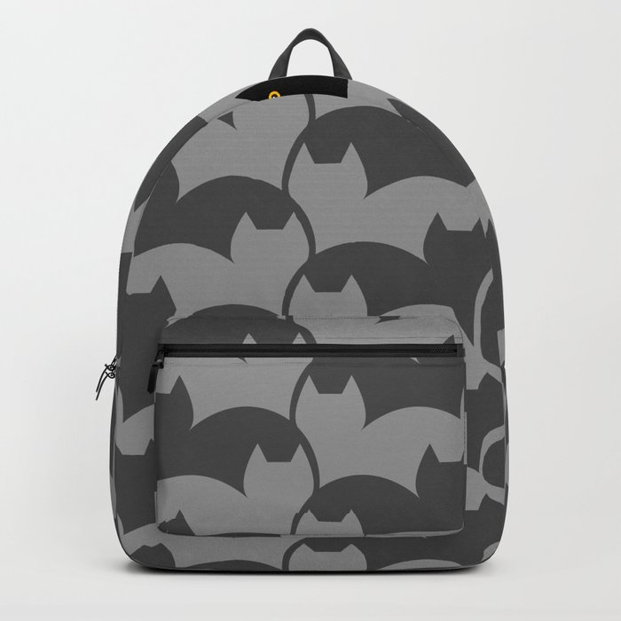 Uh-oh! (cat texture III) Backpack