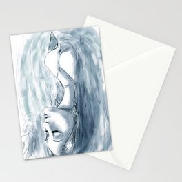 LAID TO REST Stationery Cards