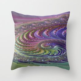 Cultured Intuition 9 Throw Pillow