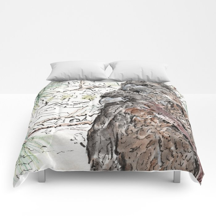 Southwest Florida Eagles Comforters By Anniemason Society6