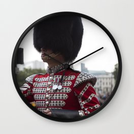 Royal Guard Wall Clock