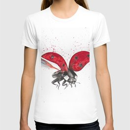 Lady Bug Bliss T-shirt
