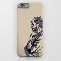 Floki Sketch iPhone 6s Slim Case