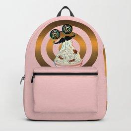 Mad ramen eater Backpack