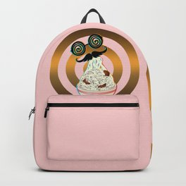 Mad ramen eater Backpack