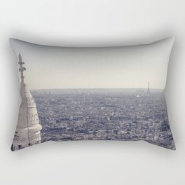 we'll always have paris Rectangular Pillow