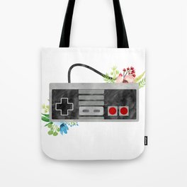 Here We Are Now, Entertain NES Tote Bag