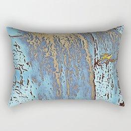 "series waterfall ""Cachoeira Grande"" III Rectangular Pillow"