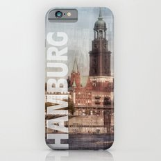 hamburg Slim Case iPhone 6s