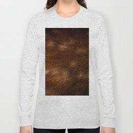 Deer Fur Long Sleeve T-shirt