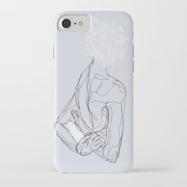 Floral Minded iPhone Case