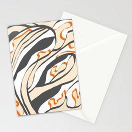 Pattern of Odd River Stationery Cards