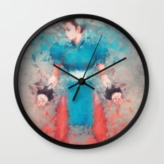 Street Fighter 2 - Chung Le Wall Clock