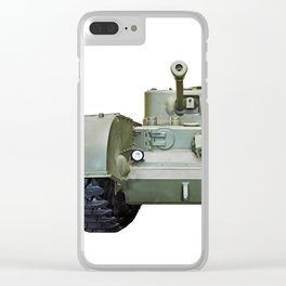 British heavy infantry tank Churchill Clear iPhone Case