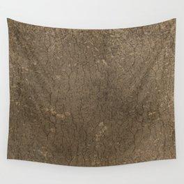 Rustic Tree Bark Pattern Wall Tapestry