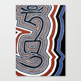 Hum Canvas Print