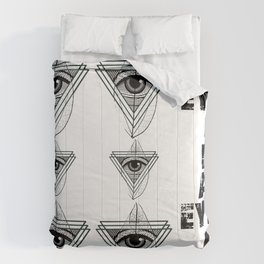 All eyes on Me Comforters