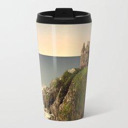Vintage Photo-Print of Dunsky Castle (1905) Travel Mug