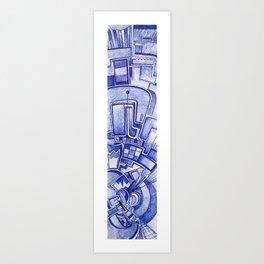 #13 – Disegno... ecosostenibile! Art Print