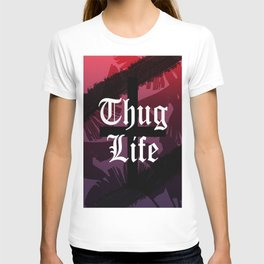Thug Life // Sunset Colors T-shirt