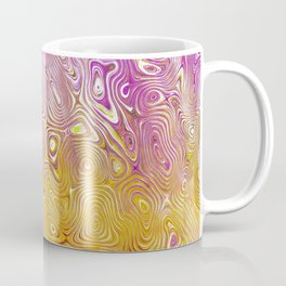 Pink Wave Coffee Mug