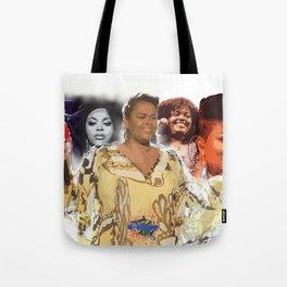 Jill Scott Tote Bag