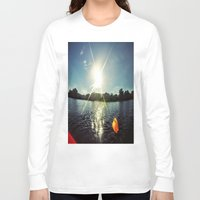 sparkle Long Sleeve T-shirts featuring Sparkle by Mitchell power