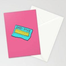 Sass-Stick Stationery Cards