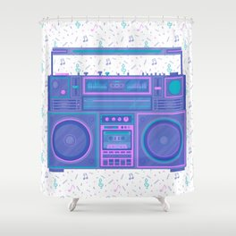 Party Essential Shower Curtain