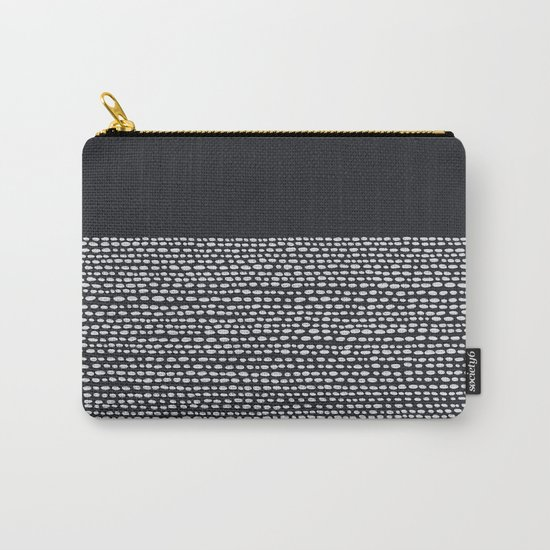 Riverside (Black) Carry-All Pouch