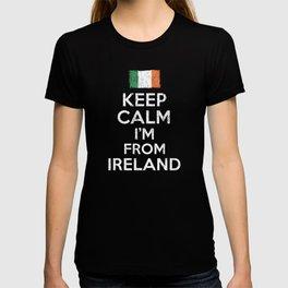 Keep Calm Irish T-shirt