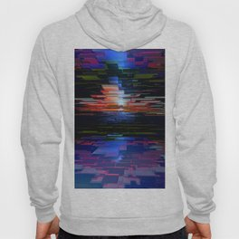 Abstract Composition 357 Hoody